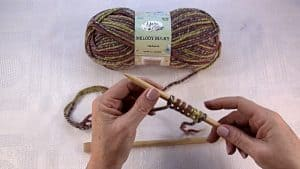 How to Knit Beginner Cast On Instructions