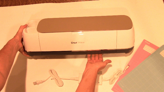Unboxing the Cricut Maker 1