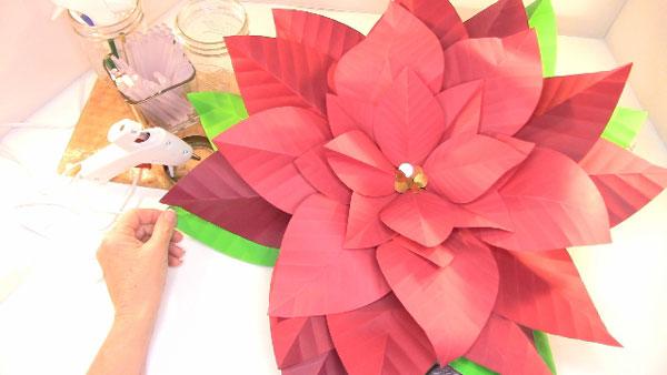large-paper-flower-poinsettia-pointsettia-cricut-silhoulette-svg-file